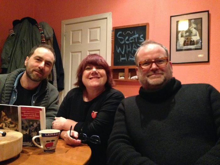 RLS With Ronnie, Louise & Scots Whay Hae!: The Podcast Celebrates The Life & Work Of Robert Louis Stevenson…